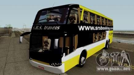 SRS TRAVELS para GTA San Andreas