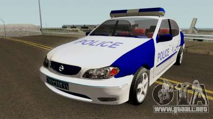 Nissan Maxima Police para GTA San Andreas