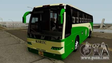 Volvo Super Express (KSRTC) para GTA San Andreas