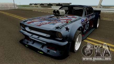 Ford Mustang Hoonicorn Liberty 1965 para GTA San Andreas