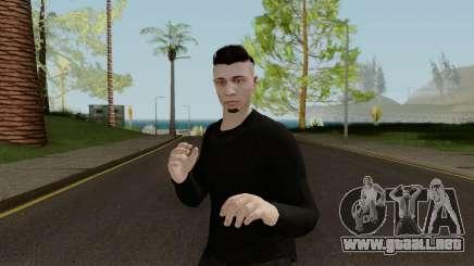 GTA Online Skin Random 5 para GTA San Andreas