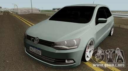 Volkswagen Gol G6 HQ para GTA San Andreas