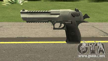 Contract Wars Desert Eagle para GTA San Andreas