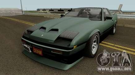 Imponte Ruiner (r2) GTA V para GTA San Andreas