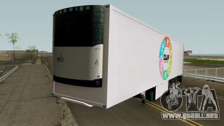 Remolque CLAP V.2 para GTA San Andreas