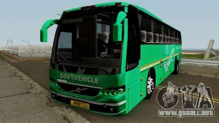 Volvo Himsuta Himachal Parivahan para GTA San Andreas