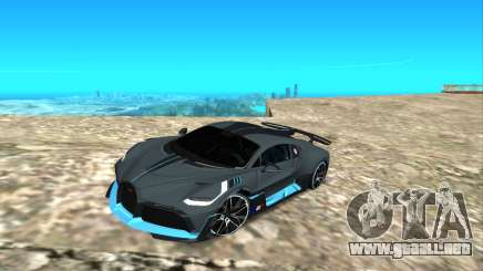 Buggati Divo IVF para GTA San Andreas