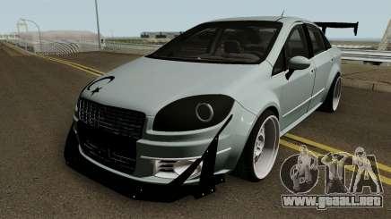 Fiat Alien Linea para GTA San Andreas
