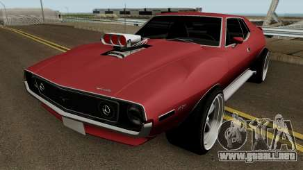 AMC Javelin AMX 401 1971 HQ para GTA San Andreas