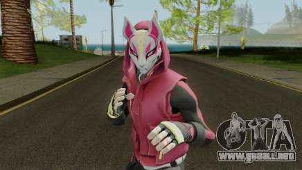Fortnite Drift Outfit Tier 4 (con Normalmap) para GTA San Andreas