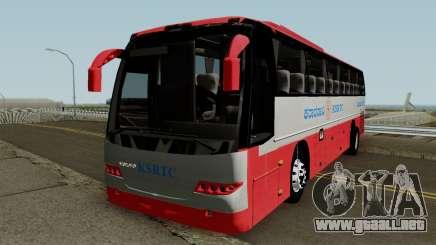 Volvo KSRTC Karnataka para GTA San Andreas