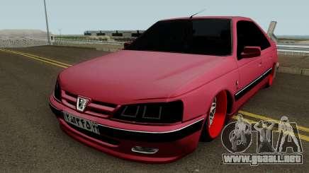 Peugeot Pars Sport MQ para GTA San Andreas