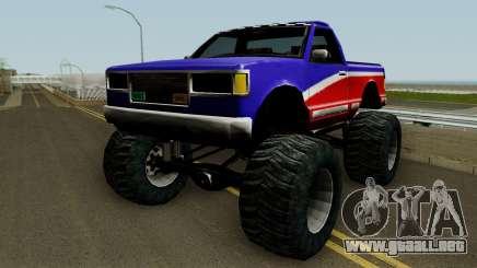 Monster B para GTA San Andreas