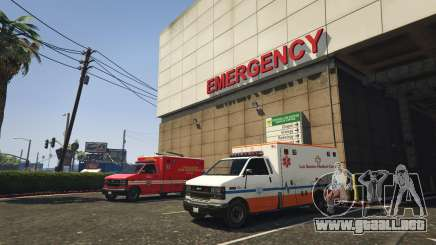 Medical Centers [.NET] 1.0 para GTA 5