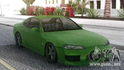 Nissan Silvia S15 1999 Sport para GTA San Andreas