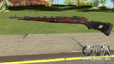 ROS - Repeater 98k para GTA San Andreas