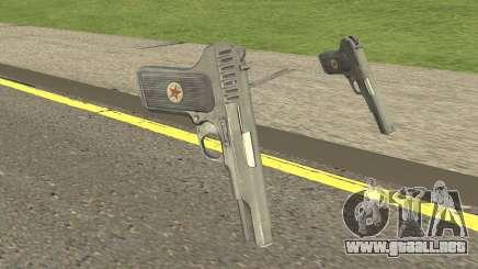 Bad Company 2 Vietnam Tokarev TT para GTA San Andreas
