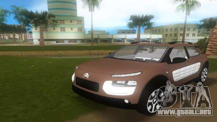 Citroen Cactus 2015 para GTA Vice City