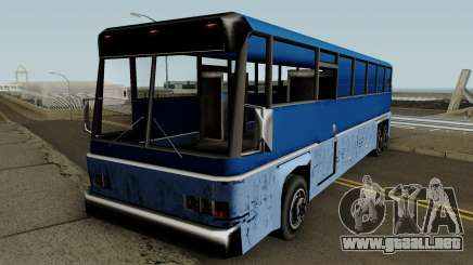 City Coach para GTA San Andreas