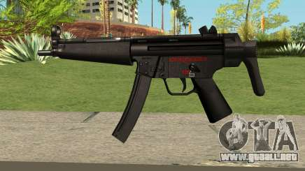 Cry of Fear - MP5 para GTA San Andreas