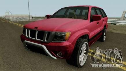 Canis Seminole - SA Style para GTA San Andreas