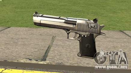 New Desert Eagle HQ para GTA San Andreas