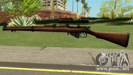 Cry of Fear - Lee-Enfield Sniper para GTA San Andreas