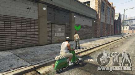 Pizza Delivery Mission 1.0.0 para GTA 5