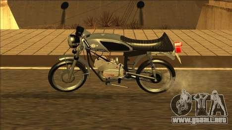 Famel XF-17 - portugués de la Motocicleta para GTA San Andreas