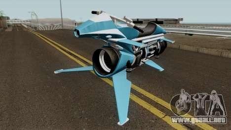 Oppressor MK II GTA V para GTA San Andreas