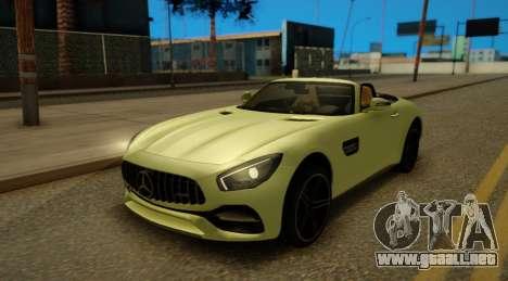 Mercedes-Benz GT-C para GTA San Andreas