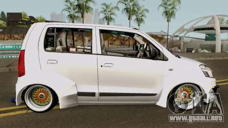 Suzuki Karimun Wagon-R para GTA San Andreas