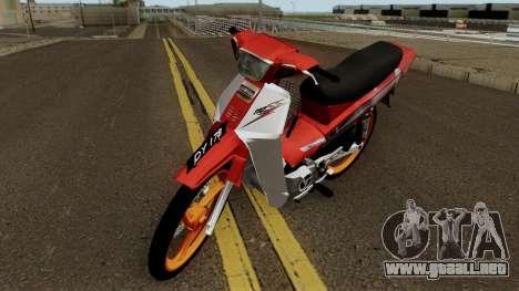 Yamaha SS110 Fiz para GTA San Andreas