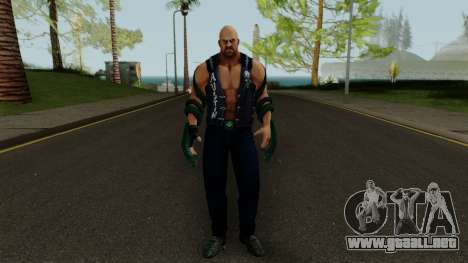 Stone Cold (Texas Rattlesnake) from WWE Immortal para GTA San Andreas