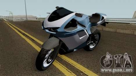 TLAD BATI 800 para GTA San Andreas