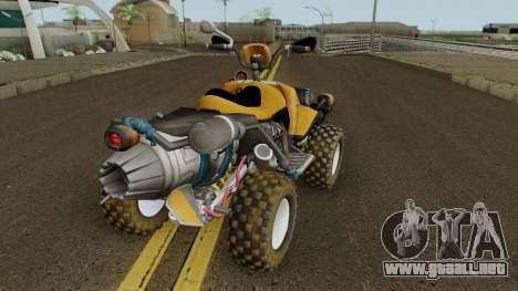 Fortnite Quadcrasher para GTA San Andreas