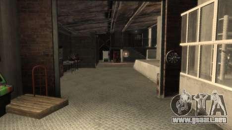 Garaje privado para Niko para GTA 4