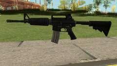 M4A1 HQ para GTA San Andreas