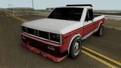 Bobcat Minimal Tune SA Style para GTA San Andreas