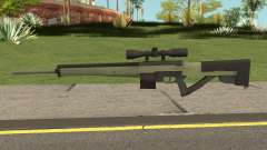 Sniper Rifle From SZGH para GTA San Andreas