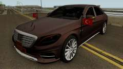 Mercedes-Benz S500 Turkey para GTA San Andreas