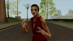 PS2 LCS Cheryl para GTA San Andreas