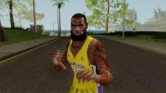 Lebron James para GTA San Andreas