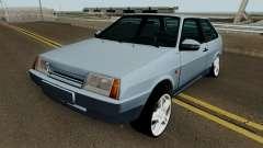 VAZ 2108 AzeLow Style para GTA San Andreas