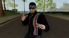 Hulk Hogan (Renegade) from WWE Immortals para GTA San Andreas