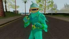 Fortnite Moisty Merman Skin para GTA San Andreas