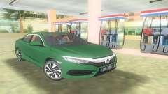 Honda Civic FC5 para GTA Vice City