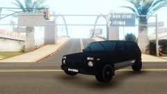 VAZ 2131 Black Edition para GTA San Andreas