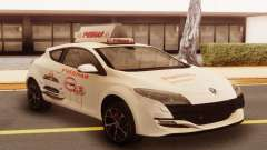 Renault Megane RS White para GTA San Andreas