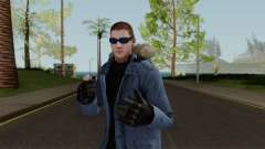 Captain Cold (Wentworth Miller) From IJ2 para GTA San Andreas